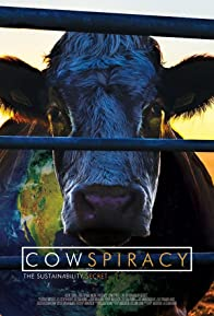Primary photo for Cowspiracy: The Sustainability Secret