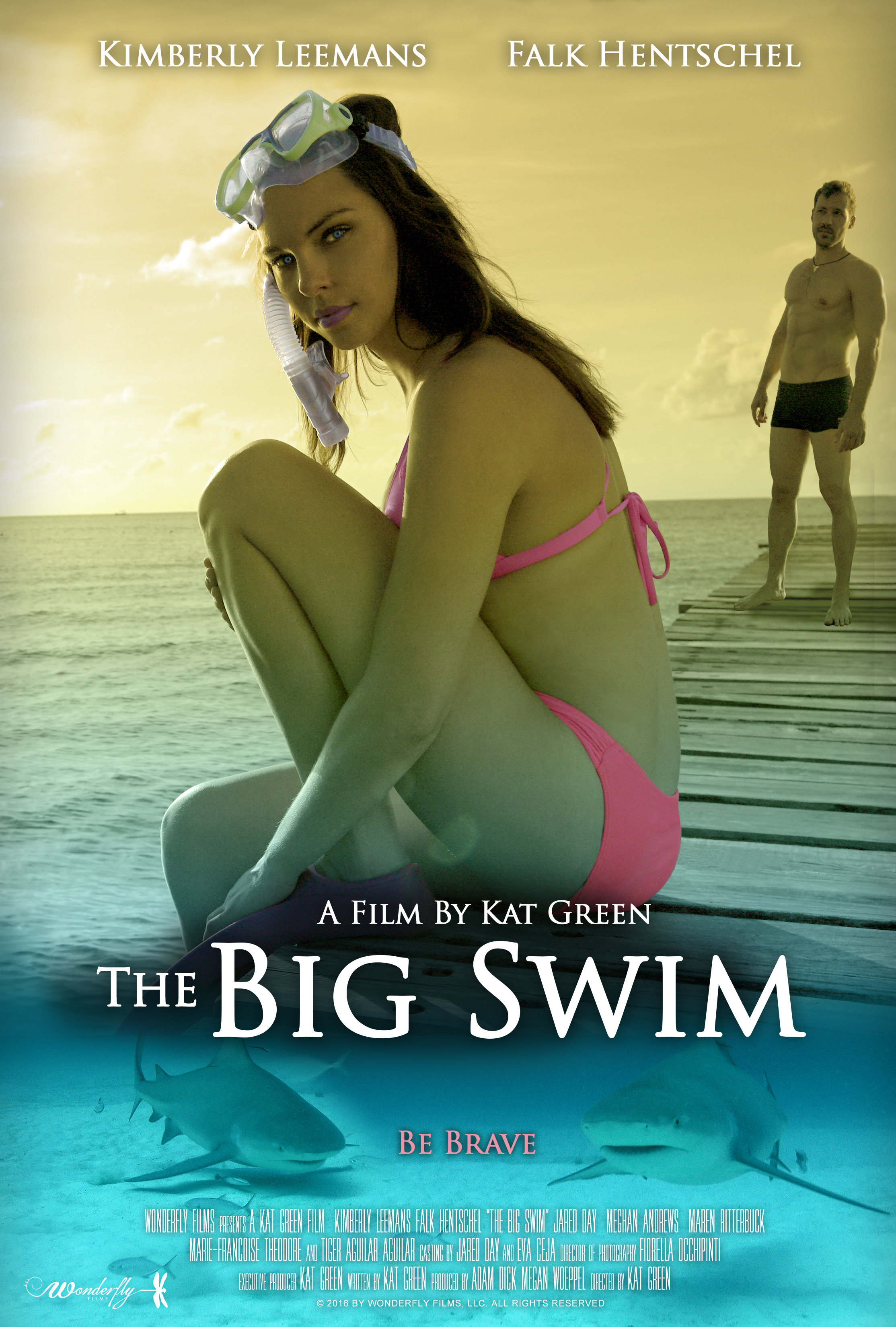 The Big Swim (2016)