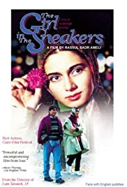The Girl in the Sneakers Poster