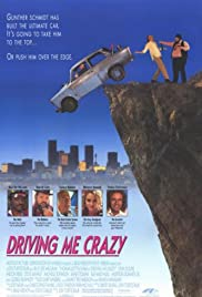 Driving Me Crazy (1991) Poster - Movie Forum, Cast, Reviews