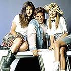 Jennifer Aniston, Ami Dolenz, and Charlie Schlatter in Ferris Bueller (1990)