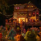 Billy Crystal and John Goodman in Monsters University (2013)