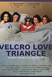 Velcro Love Triangle Poster