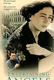 Martin Sheen and Moira Kelly in Entertaining Angels: The Dorothy Day Story (1996)