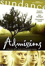 Admissions (2004) Poster - Movie Forum, Cast, Reviews