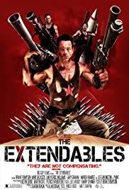 The Extendables Poster
