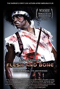 Primary photo for Afro Samurai: Flesh and Bone