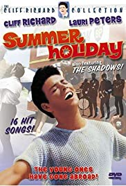 Summer Holiday(1963) Poster - Movie Forum, Cast, Reviews