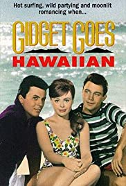 Gidget Goes Hawaiian Poster