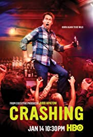 Crashing Poster - TV Show Forum, Cast, Reviews