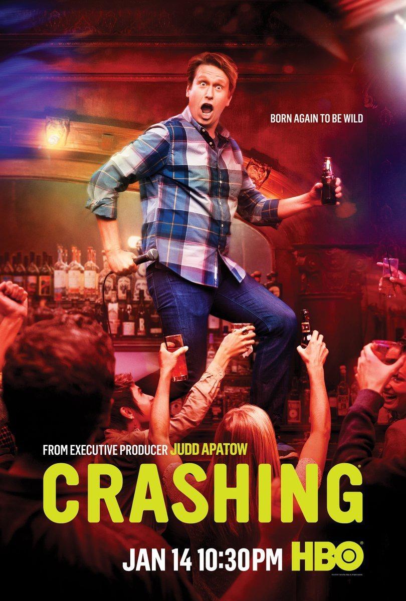 Crashing Season 2 COMPLETE WEBRip 480p, 720p & 1080p
