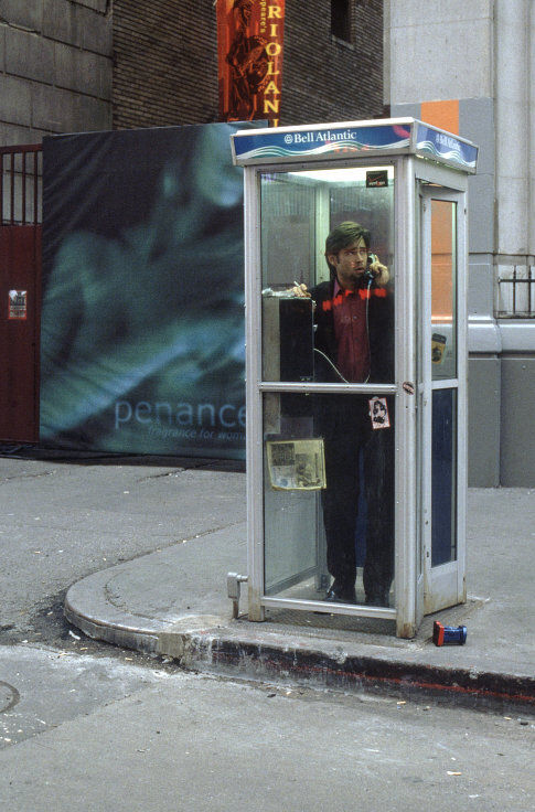Colin Farrell in Phone Booth 2002