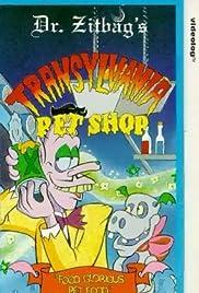 Dr. Zitbag's Transylvania Pet Shop Poster