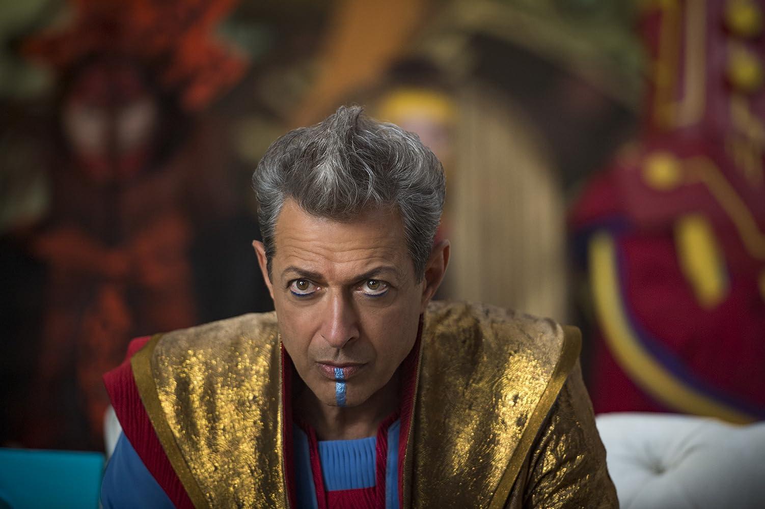 Jeff Goldblum in Thor: Ragnarok (2017)
