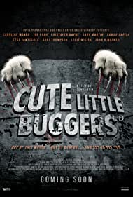 Cute Little Buggers (2017) Hindi Dubbed 720p HDRip Download