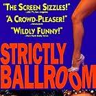Sonia Kruger, Paul Mercurio, and Tara Morice in Strictly Ballroom (1992)