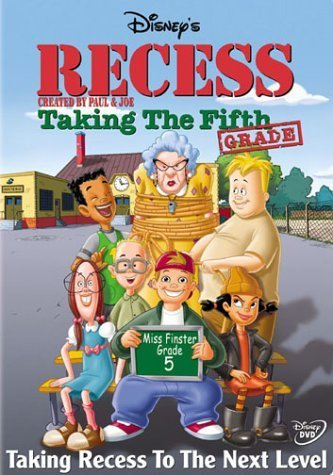 Recess: Taking the Fifth Grade (2003)