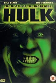 The Death of the Incredible Hulk (1990) Poster - Movie Forum, Cast, Reviews