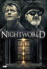Robert Englund and Jason London in Nightworld (2017)