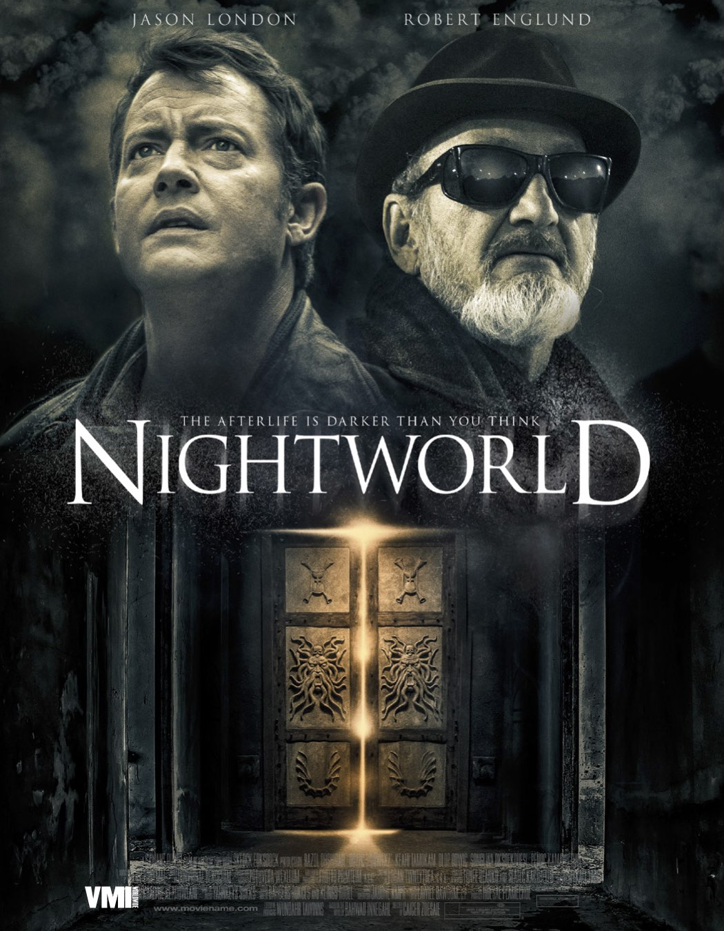 Nightworld: Door of Hell (2017) WEBRip 720p