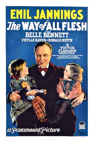 Betsy Ann Hisle, Emil Jannings, and Carmencita Johnson in The Way of All Flesh (1927)