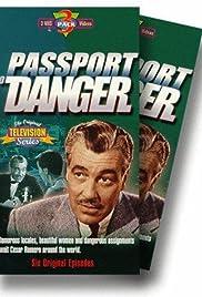 Passport to Danger Poster