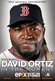 David Ortiz: In the Moment Poster
