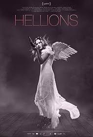 Chloe Rose in Hellions (2015)