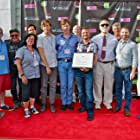 Robert L. Camina's UPSTAIRS INFERNO wins the Jury Award for Best Documentary at the QFilms Long Beach Film Festival (2015)
