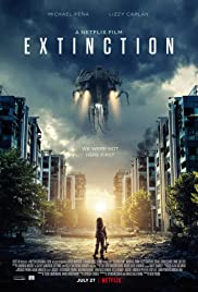 Extinction (2018) Full Movie Watch Online HD