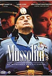 Mussolini: The Untold Story Poster - TV Show Forum, Cast, Reviews