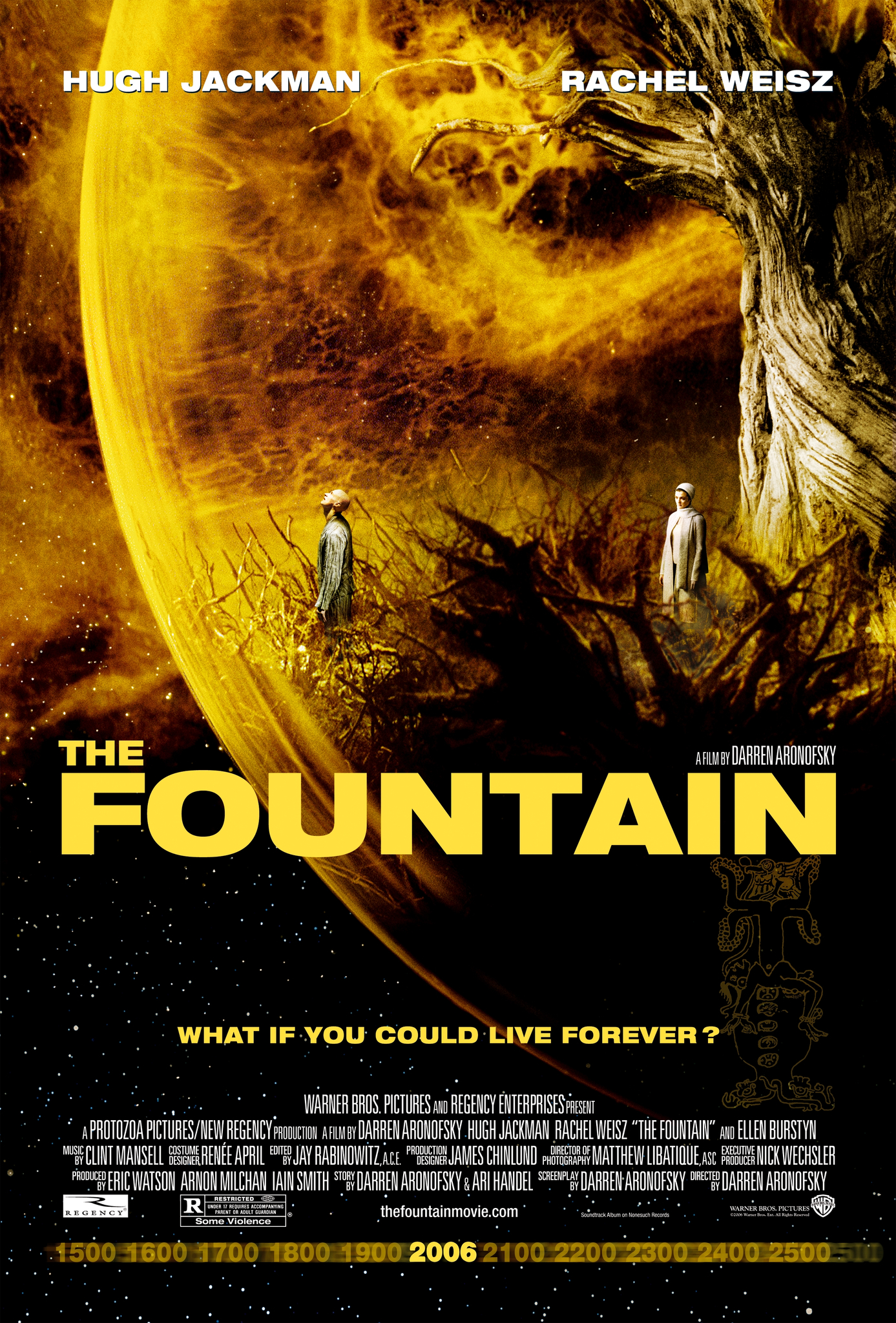 Image result for film the fountain poster hd
