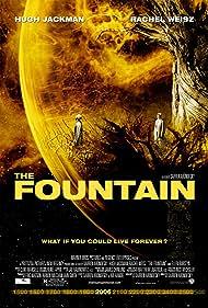 Rachel Weisz and Hugh Jackman in The Fountain (2006)