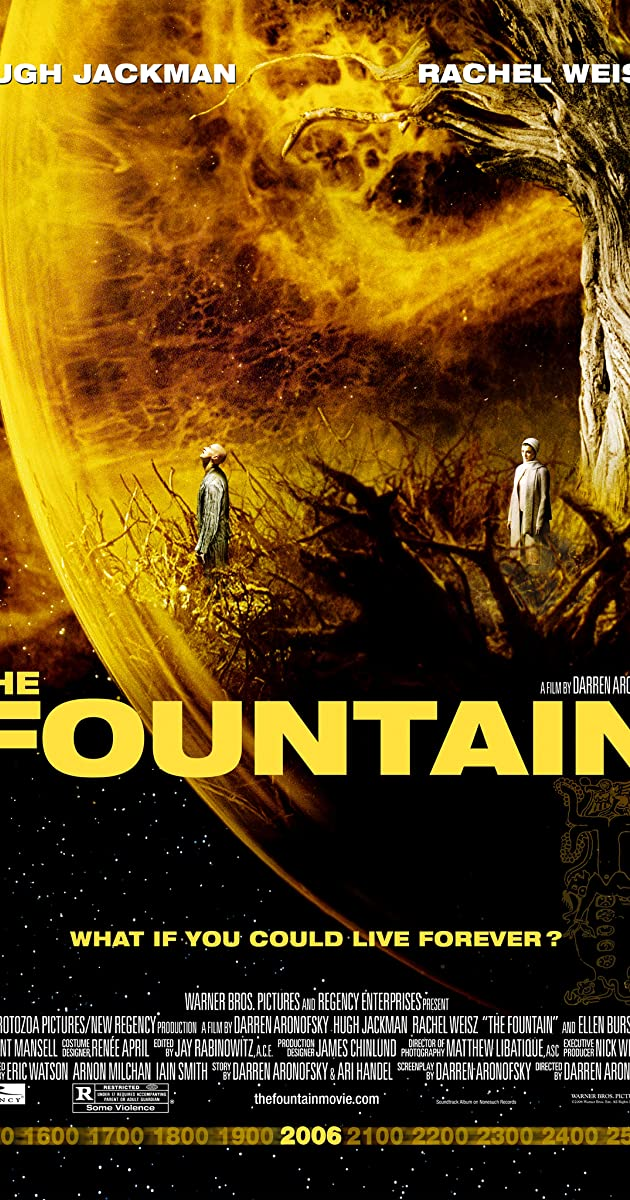 The Fountain 2006 Imdb