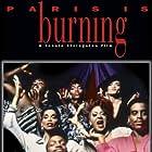 Dorian Corey, Junior LaBeija, Pepper LaBeija, Willi Ninja, Freddie Pendavis, Octavia St. Laurent, and Anji Xtravaganza in Paris Is Burning (1990)