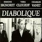 Véra Clouzot and Simone Signoret in Les diaboliques (1955)