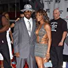 Vivica A. Fox and 50 Cent at an event for 2003 MTV Video Music Awards (2003)