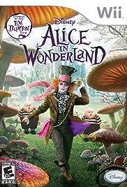 Alice in Wonderland(2010) Poster - Movie Forum, Cast, Reviews