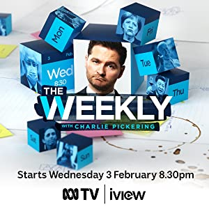 Where to stream The Weekly with Charlie Pickering