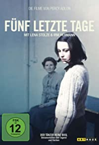 Primary photo for Fünf letzte Tage