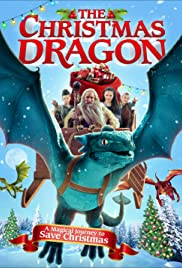The Christmas Dragon Poster