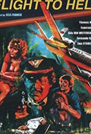 X312 - Flight to Hell Poster