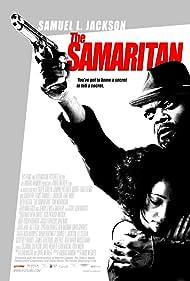 Samuel L. Jackson and Ruth Negga in The Samaritan (2012)