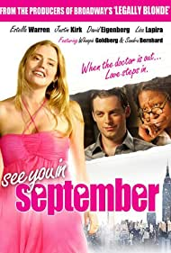 Whoopi Goldberg, Justin Kirk, and Estella Warren in See You in September (2010)