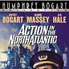 Humphrey Bogart in Action in the North Atlantic (1943)
