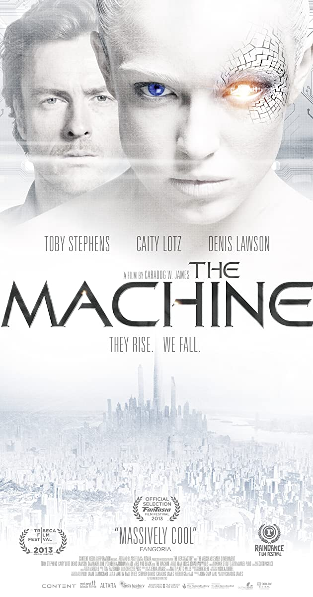 Subtitle of The Machine