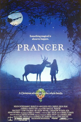 Image result for prancer movie poster