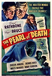 The Pearl of Death(1944) Poster - Movie Forum, Cast, Reviews