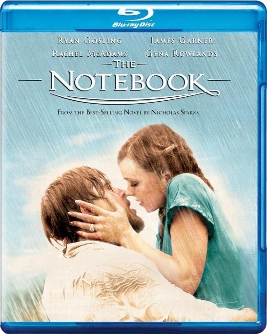 The Notebook (2004) ORIGINAL DD2.0 CH 256Kbps AAC Hindi Audio 230MB
