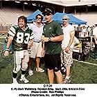 Mark Wahlberg, Ericson Core, Gordon Gray, and Mark Robert Ellis in Invincible (2006)
